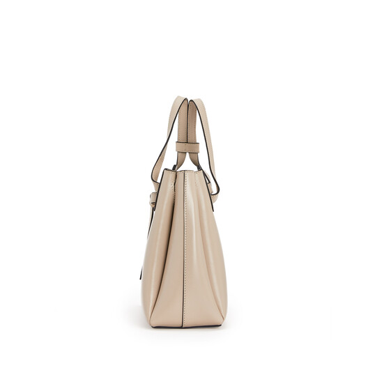 LOEWE Lazo Mini Bag Light Oat front