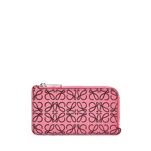 LOEWE Coin/Card Holder Wild Rose/Black all