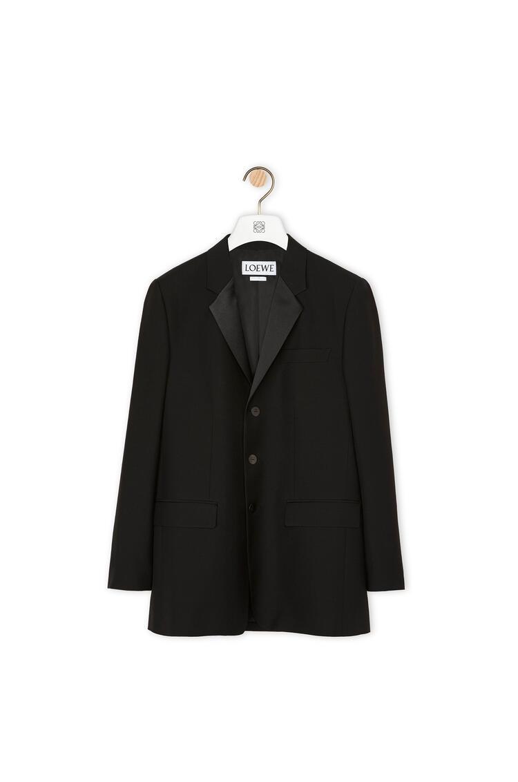 LOEWE Chaqueta en cashmere Negro pdp_rd