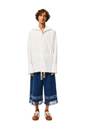 LOEWE Trousers Marino front