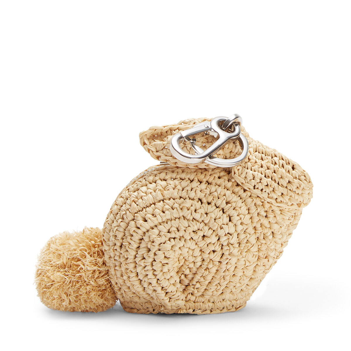 LOEWE Bunny Charm Natural front