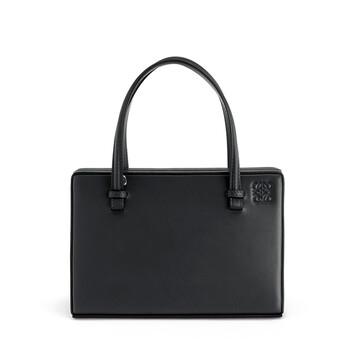 LOEWE Postal Bag Black front