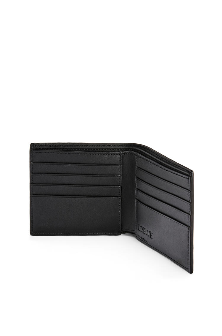 LOEWE Puzzle stitches bifold wallet in smooth calfskin Light Caramel pdp_rd