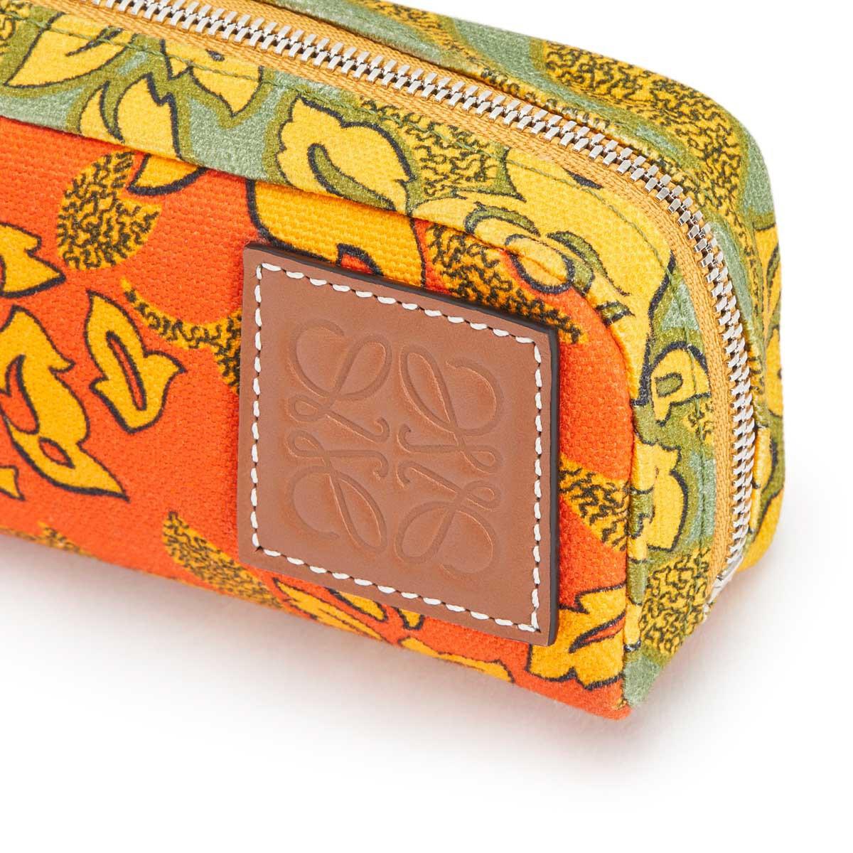 LOEWE Paula Sunglasses Case Orange front