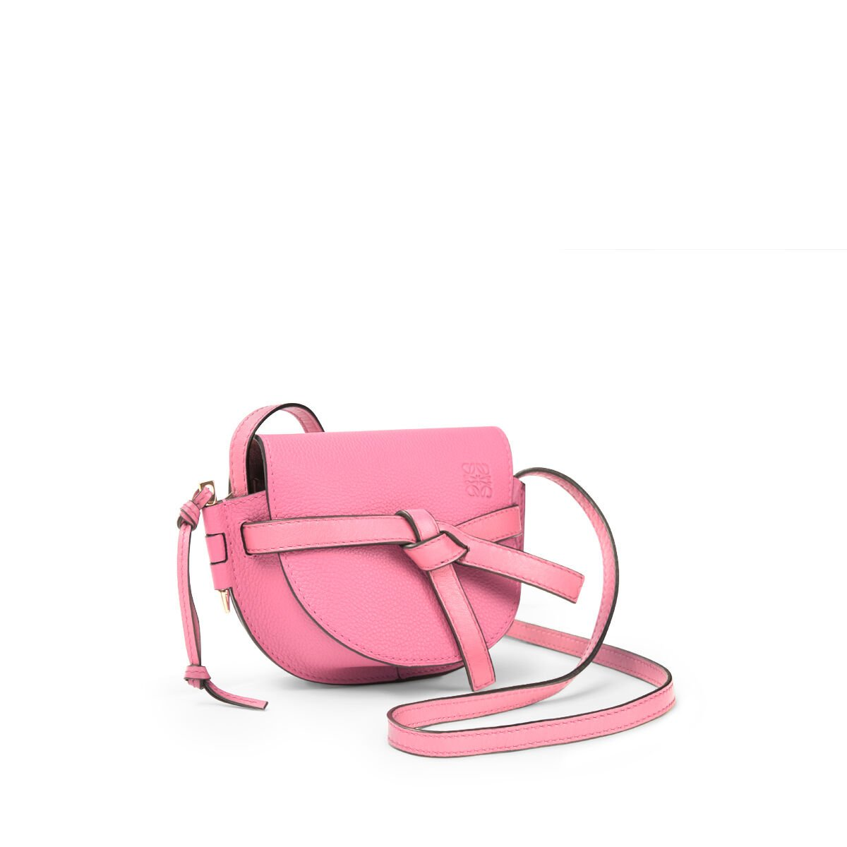 LOEWE Mini Gate Bag Wild Rose all
