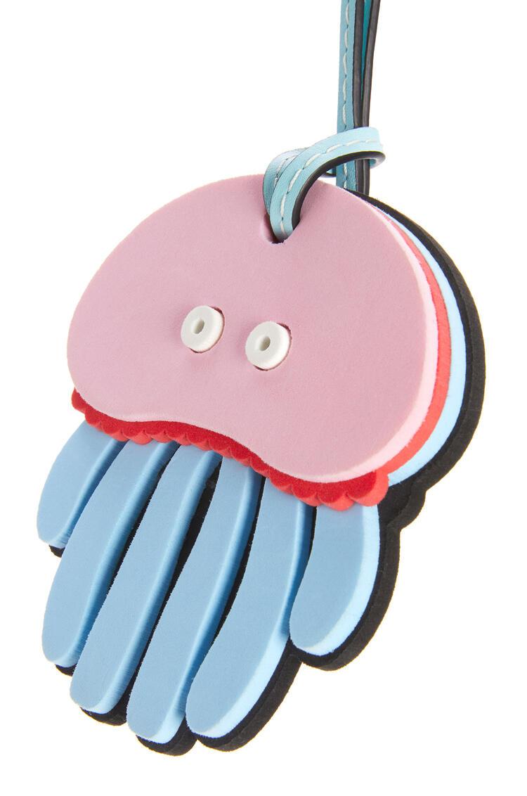 LOEWE Jellyfish Charm Icy Pink/Aqua pdp_rd