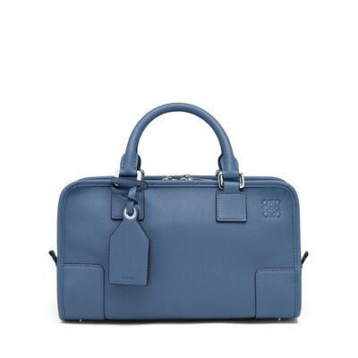 LOEWE Amazona 28 Bag Varsity Blue front