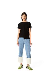 LOEWE Fisherman stonewash jeans in cotton Indigo pdp_rd