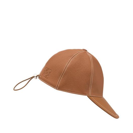 LOEWE Baseball Cap Tan all