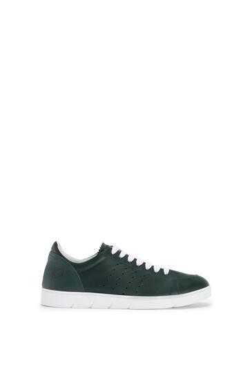 LOEWE Soft sneaker in calf 森林绿 pdp_rd