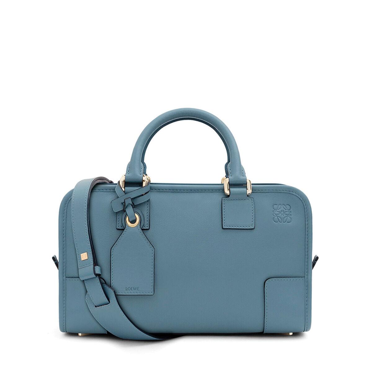 LOEWE Amazona 28 Bag 灰蓝色 all