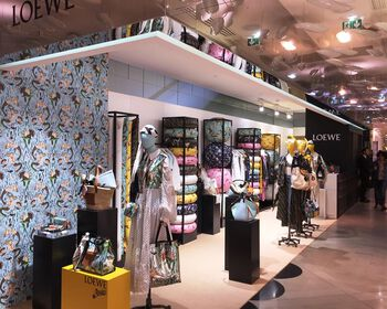 LOEWE GALERIES LAFAYETTE POP-UP