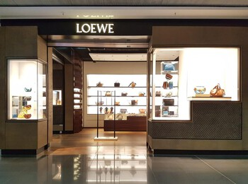 LOEWE Frankfrut Airport T1