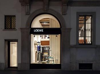 LOEWE Montenapoleone