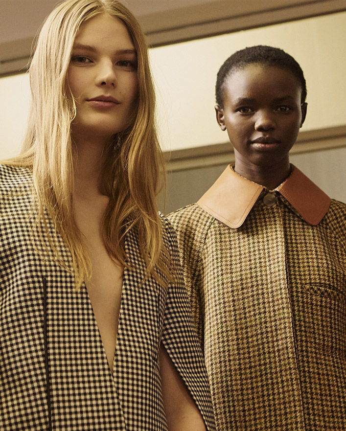 Houndstooth Highlights – Women FW18 Collection