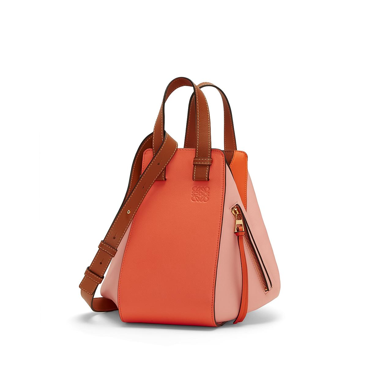 Hammock Small Bag Blossom Bright Peach Loewe