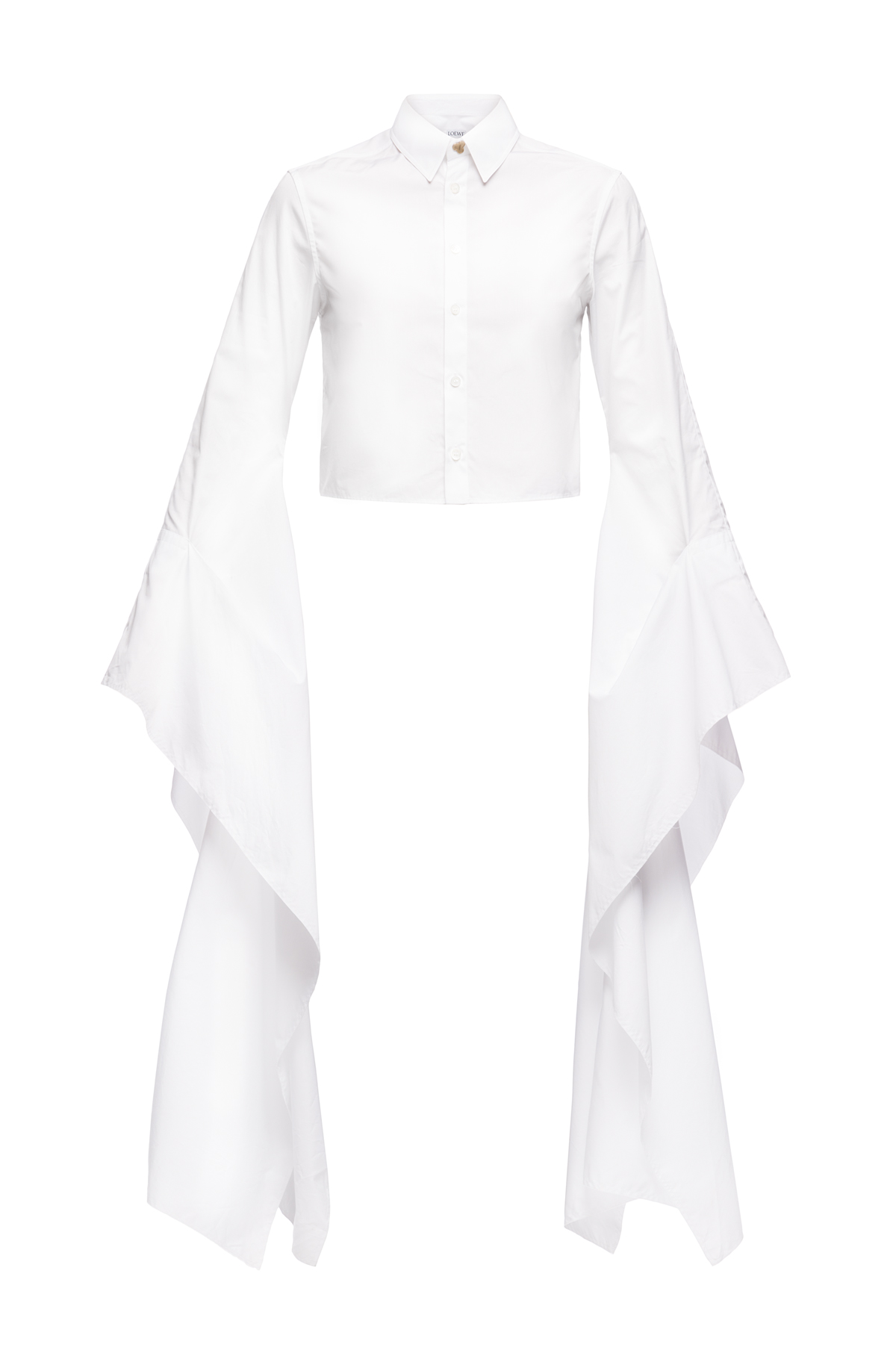 LOEWE Long Sleeve Blouse White front