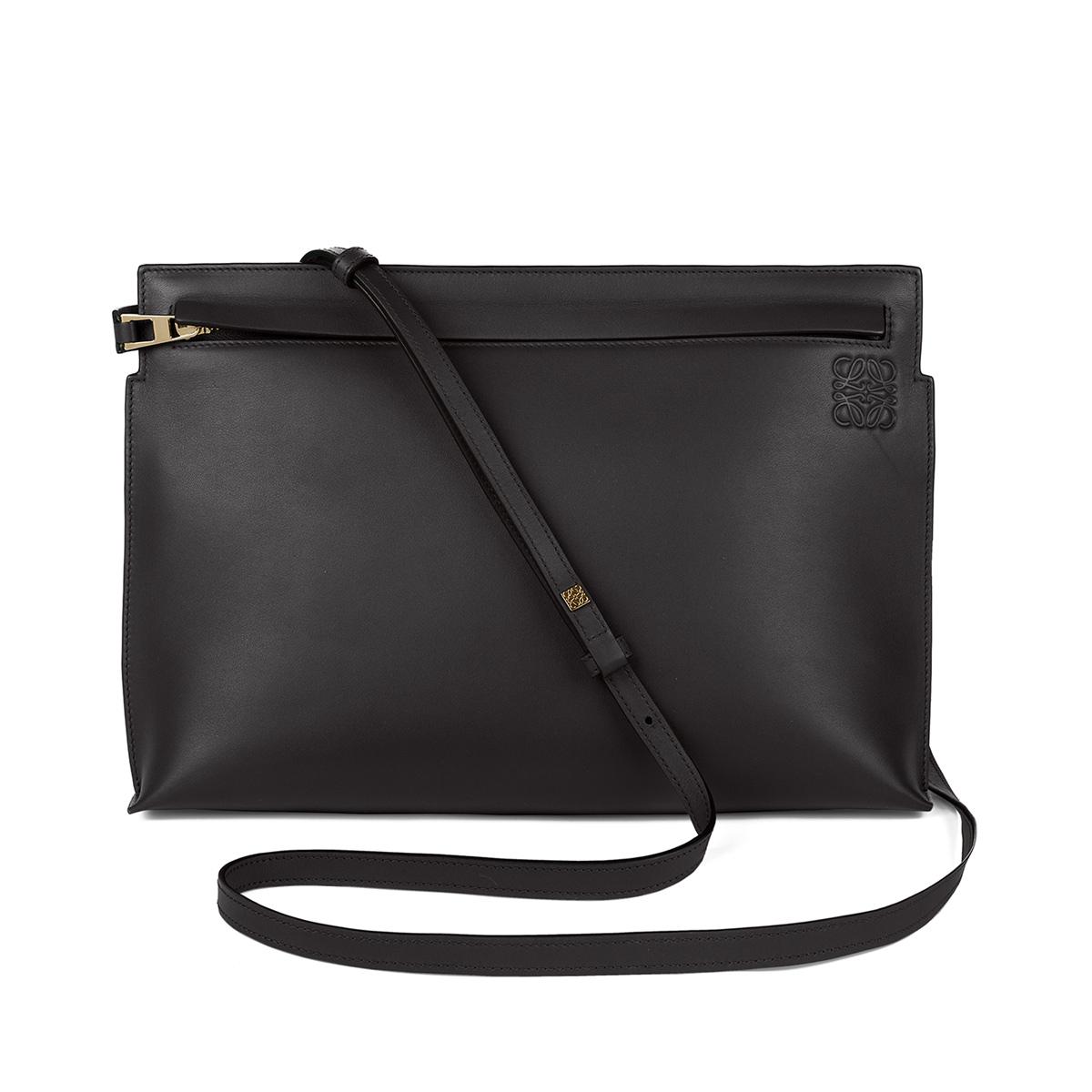 T Pouch Bag Black Loewe