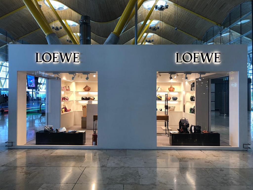 LOEWE Aeropuerto Barajas T4