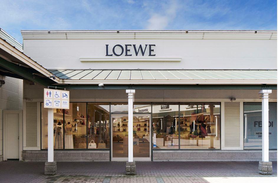 LOEWE Gotemba Premium Outlets